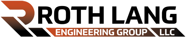 Roth Lang Engineering Group Retina Logo