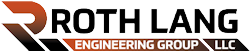 Roth Lang Engineering Group Sticky Logo